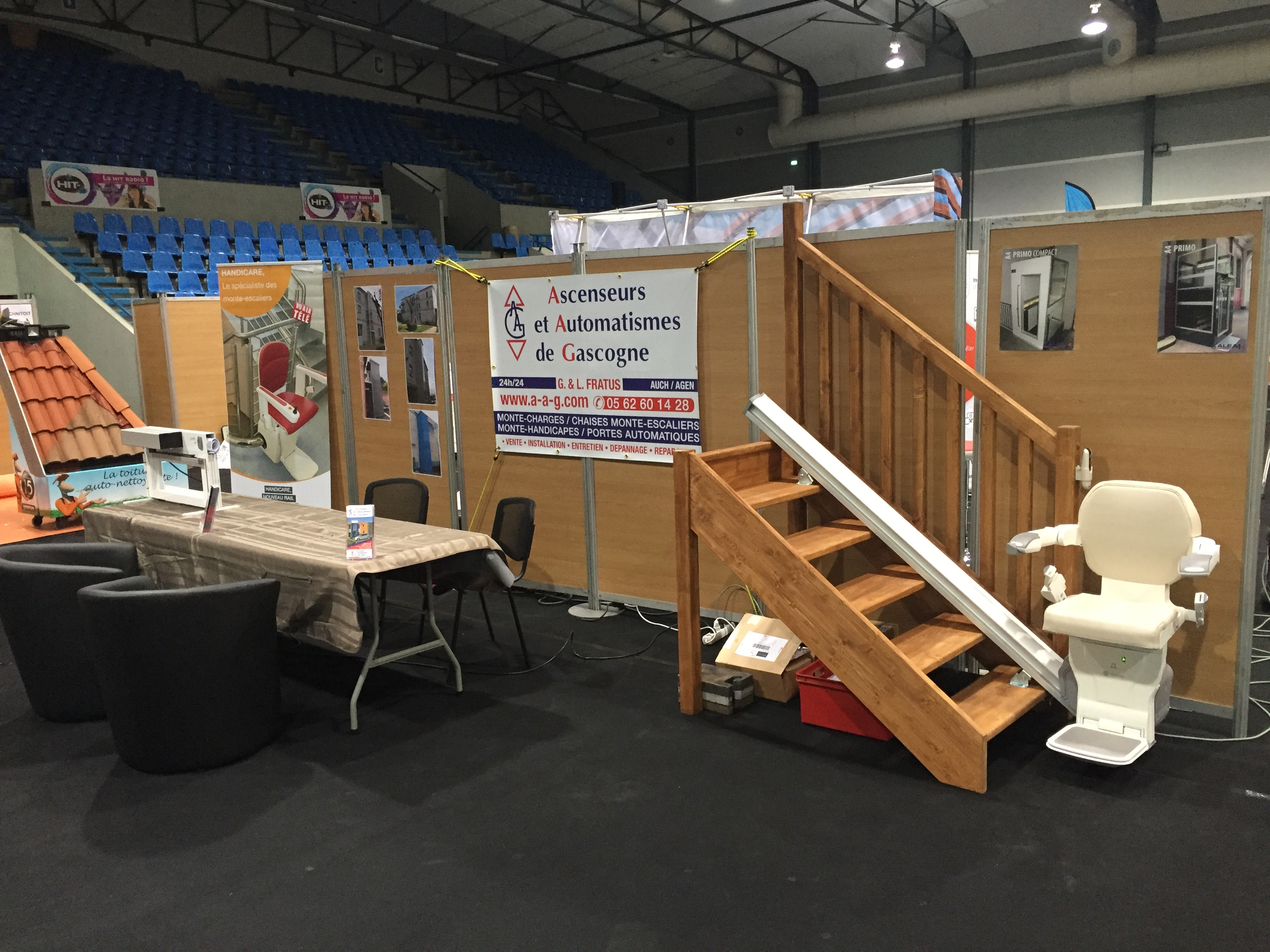SALON DES SENIORS 2018 2